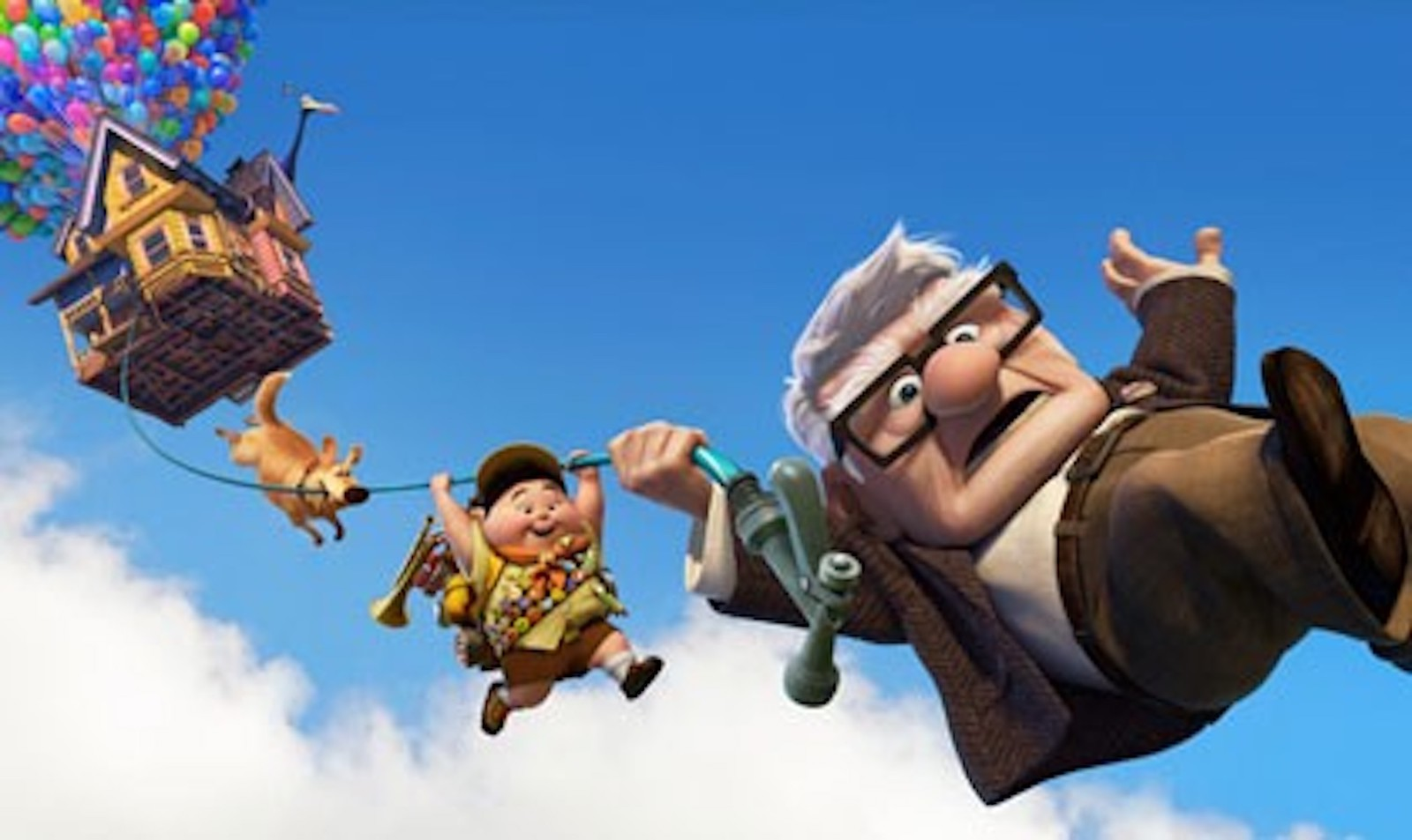 Up - new Pixar production