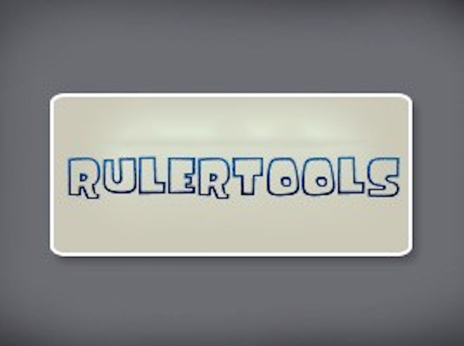 RulerTools plugin available!