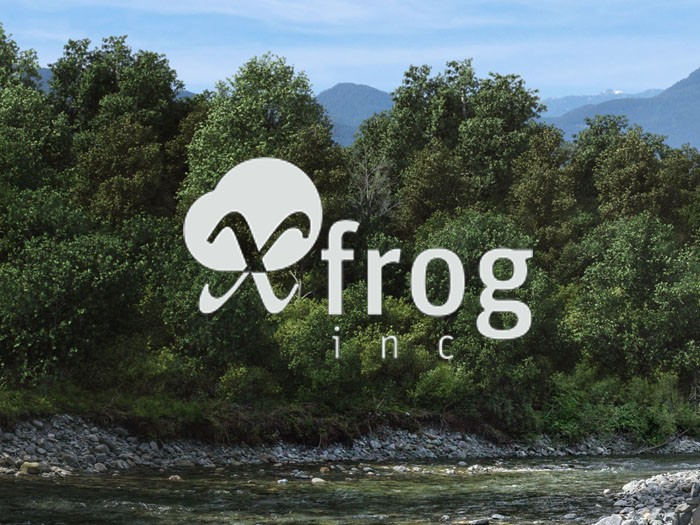 Xfrog 6.0 for Cinema4D