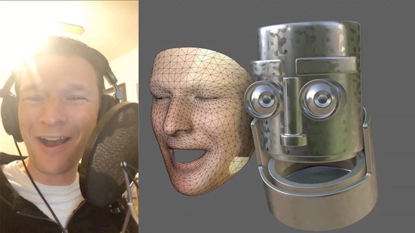 3d facial animation