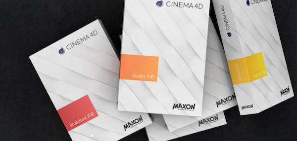 Cinema4D r.18 disponibile