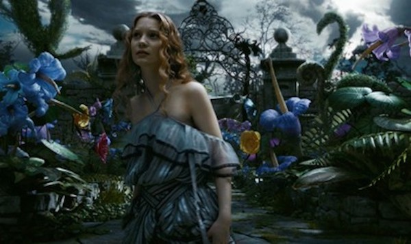 Tim Burton Alice in Wonderland
