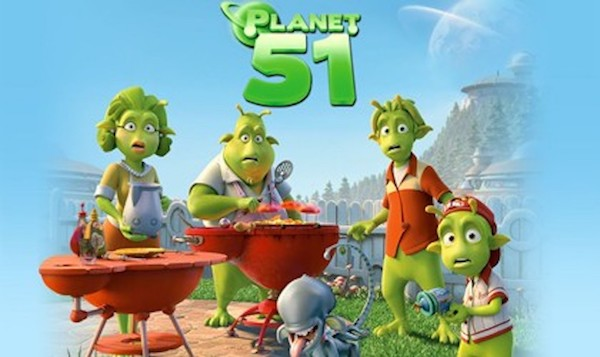 Planet 51 - Colosso europeo