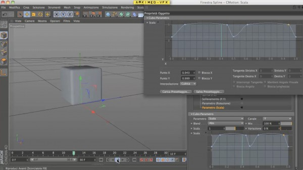 Tutorial: Introduzione a C-Motion