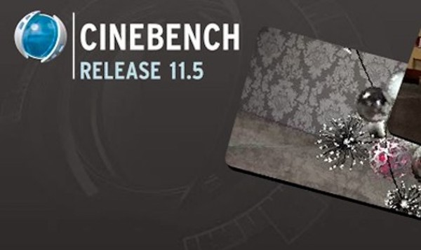 Cinebench 11.5 now available