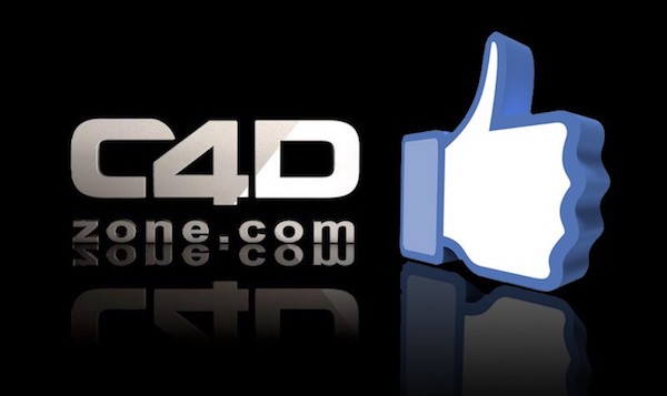 C4Dzone goes to FaceBook
