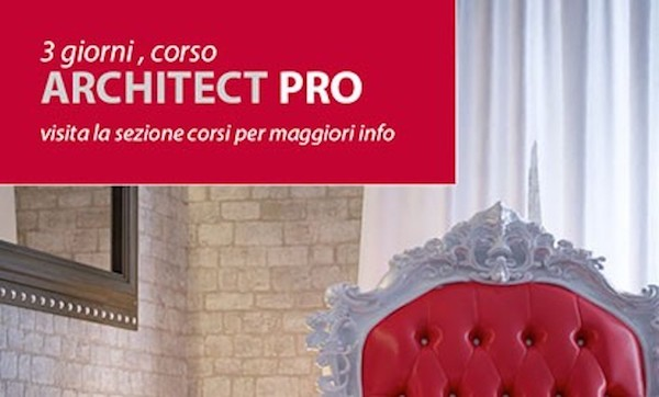 Corso Cinema 4D: Architect Pro