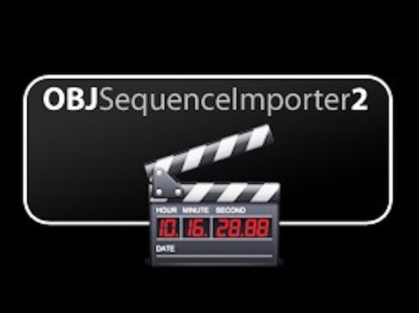 ObjSequenceImporter 2.0 update