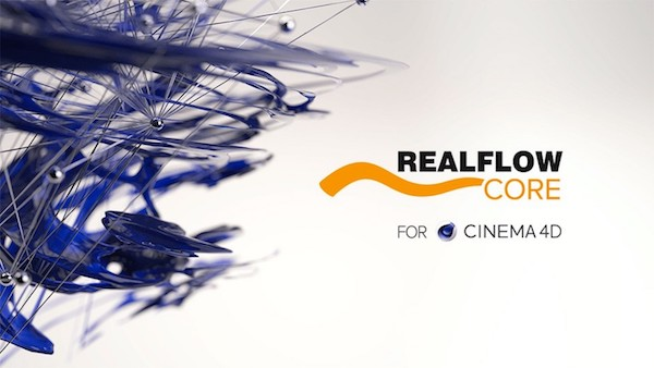 Realflow per Cinema 4d