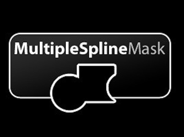 MultipleSplineMask Free Plugin