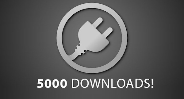 More than 5000 plugins sold!