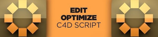 Edit-Optimize: A Free C4D Script
