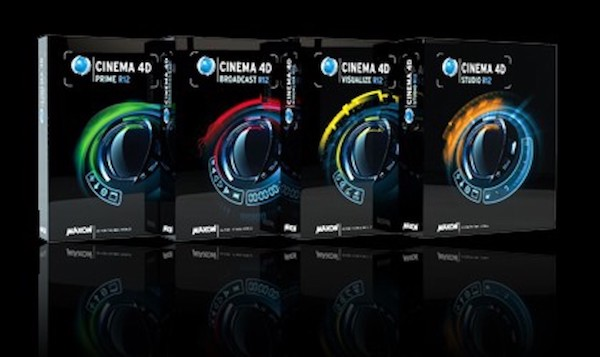 Cinema4D r12 disponibile!
