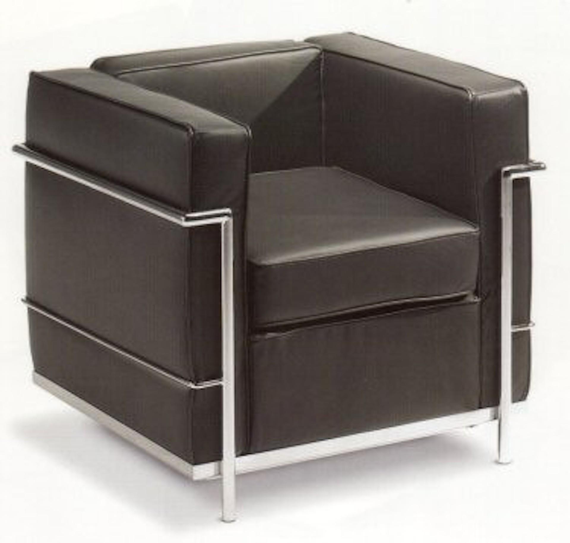Poltrona Le Corbusier - Modelli - Download - C4Dzone