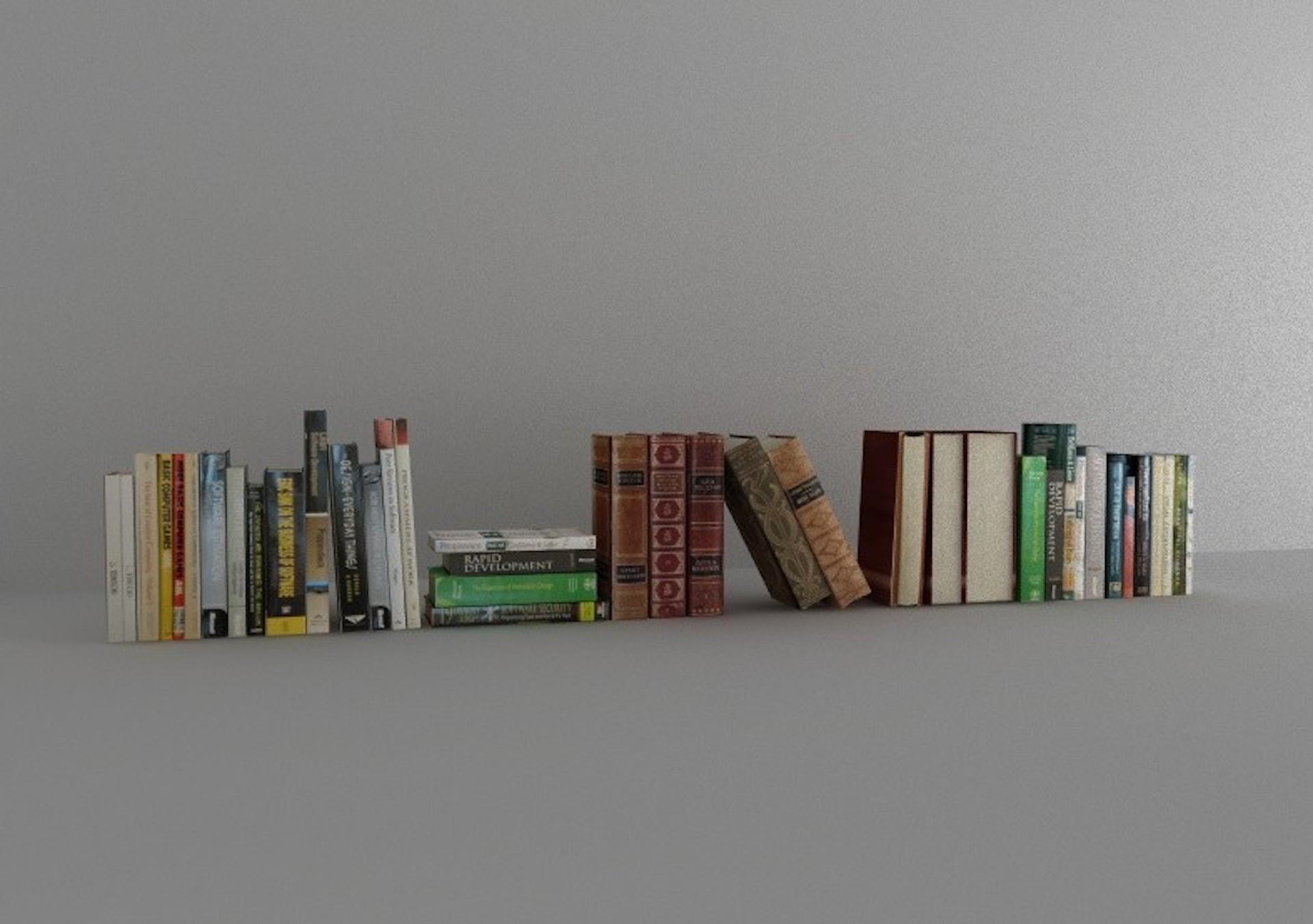 Libri modelli download c4dzone for Software per rendering