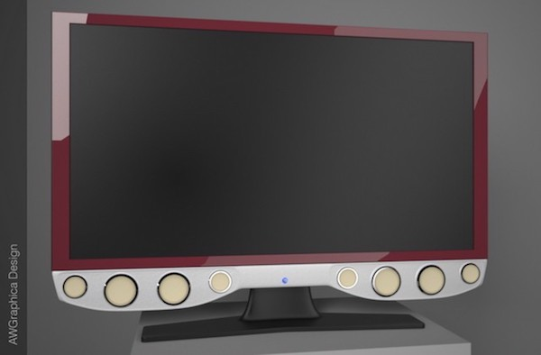 TV Color LCD