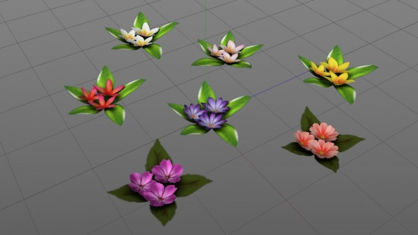 Videogame Flowers
