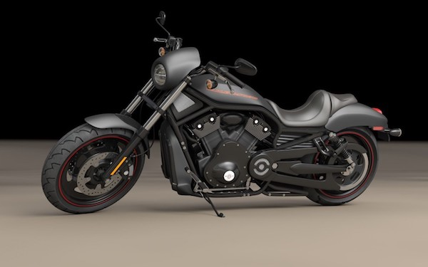 Harley Night Rod Special