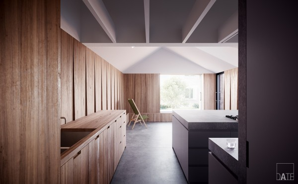 Kew House Concept
