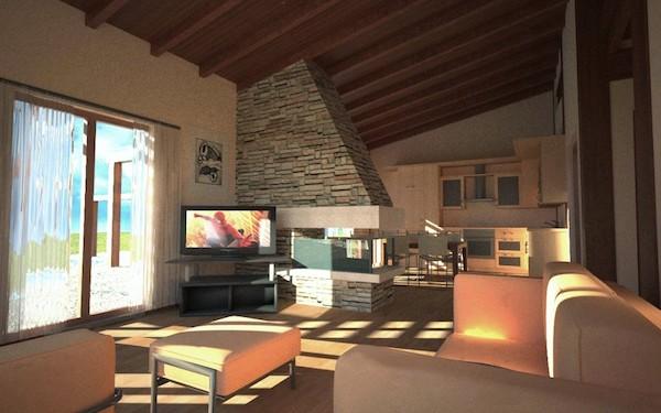 Jarno pagina 2 galleria c4dzone - Interni casa classica ...
