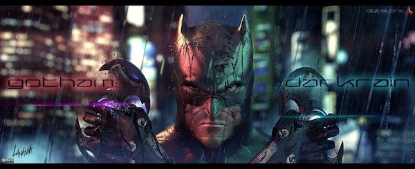 Batman:darkrain