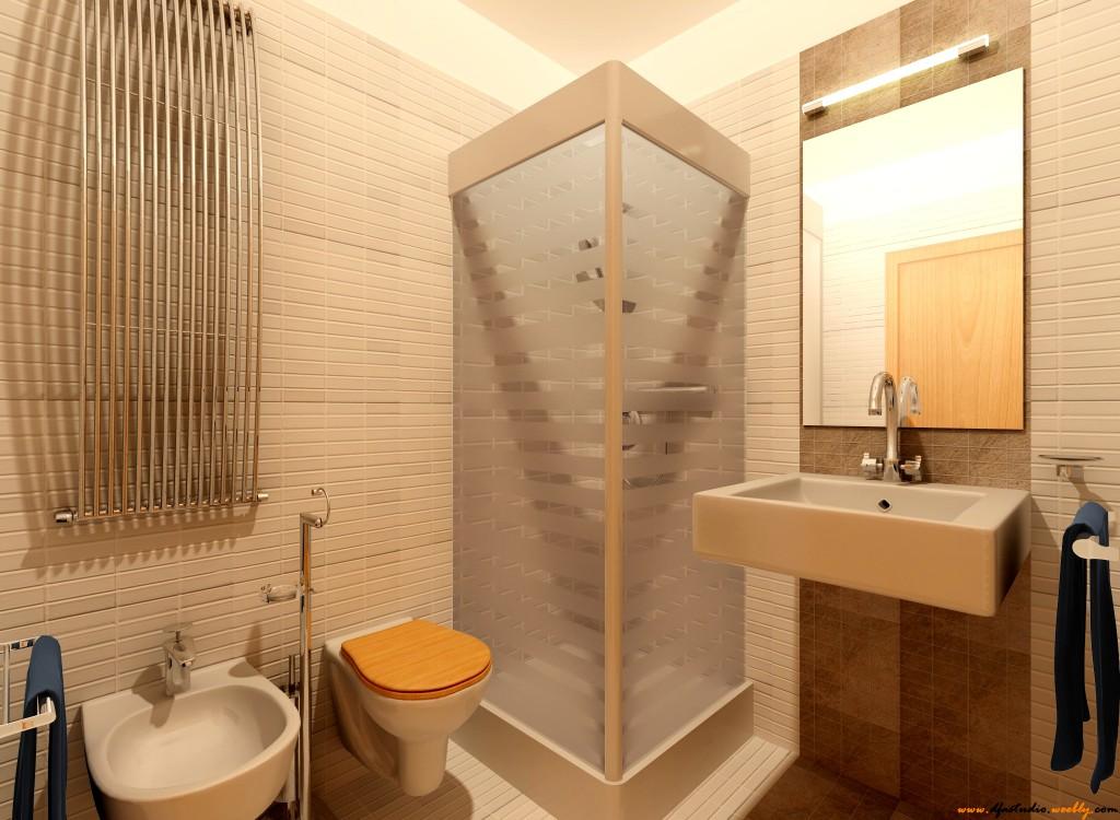 Bagno cieco soluzioni trattamento marmo cucina - Riscaldare il bagno ...