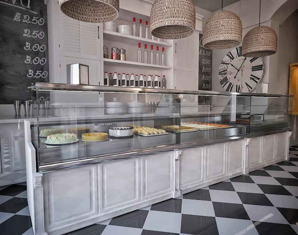 Arredamento bar alexnevola gallery c4dzone for Bar arredamento