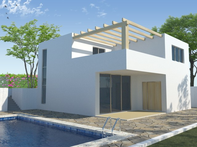 Casa moderna hurricane gallery c4dzone for Download gratuito di piani casa moderna