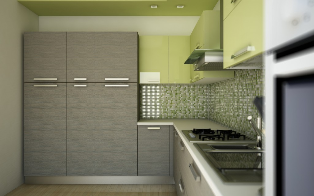 Lube cucine - Alessia2 - luca_tronci - Gallery - C4Dzone