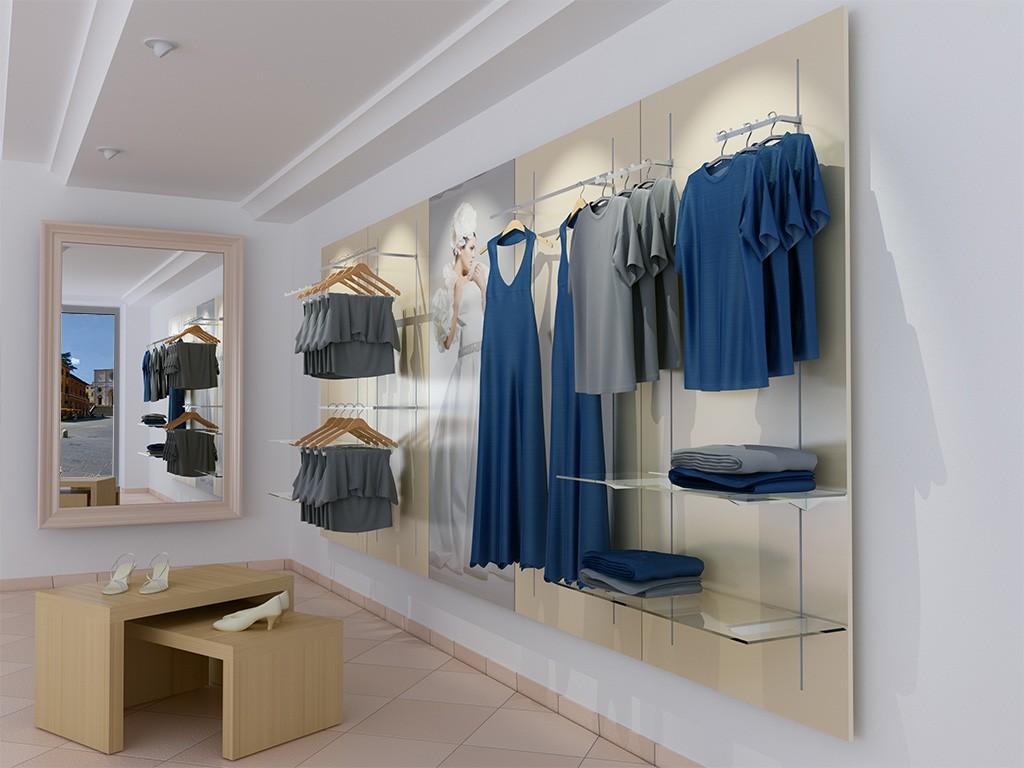Molto Negozio abbigliamento - gino233 - Gallery - C4Dzone GC54