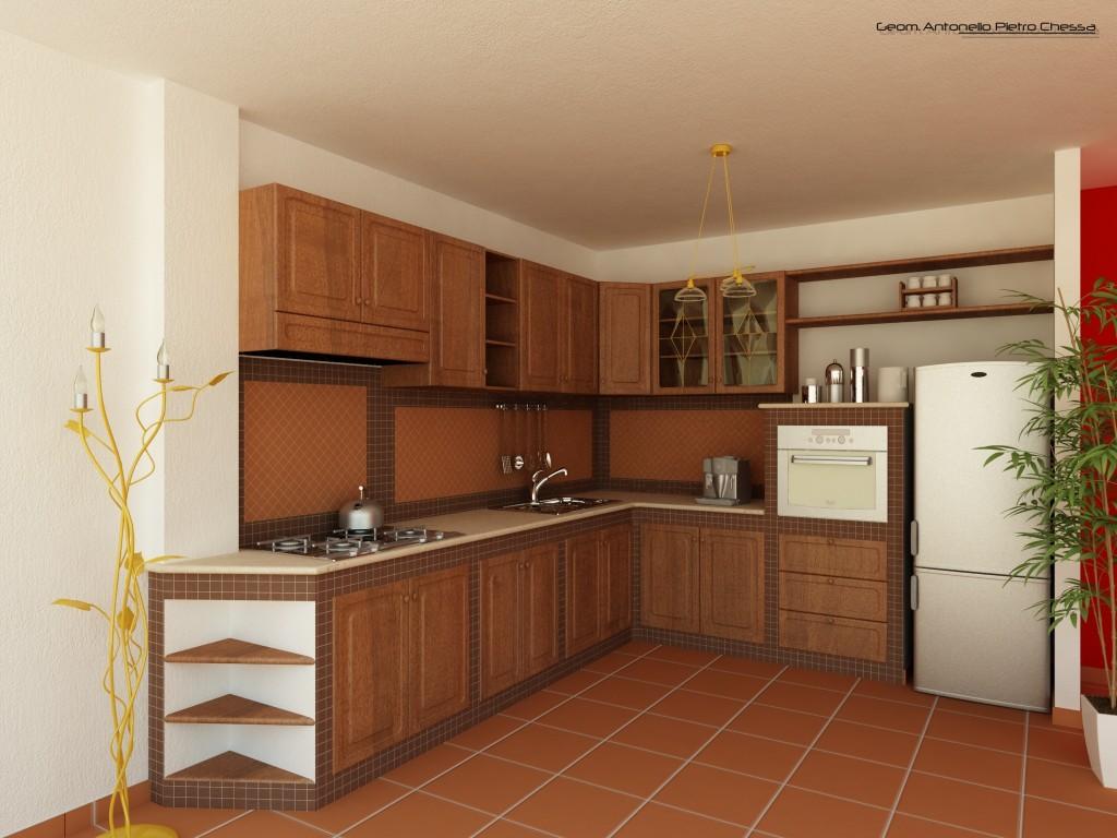 Cucine particolari cucine in muratura progetti for Mobili eva arredamenti