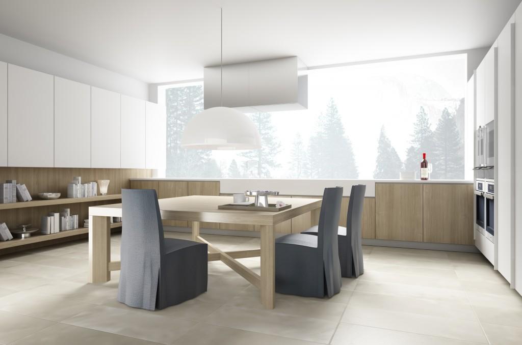 Cucina moderna renxo gallery c4dzone - Cucina moderna piccola ...