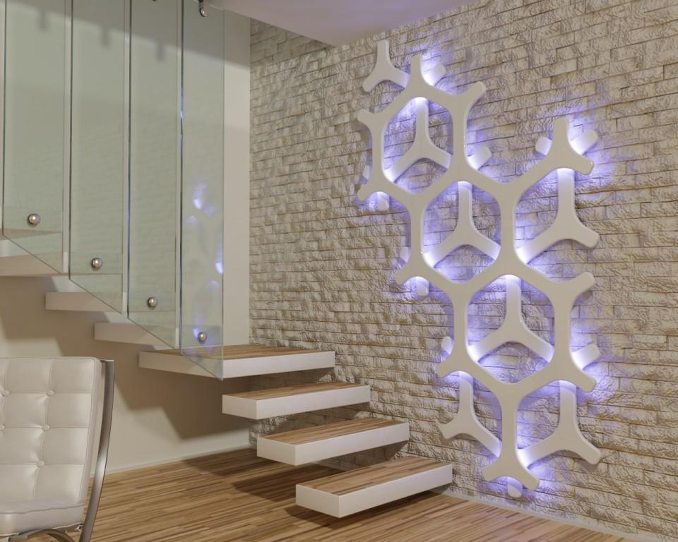lampada a muro - nsavino - Gallery - C4Dzone