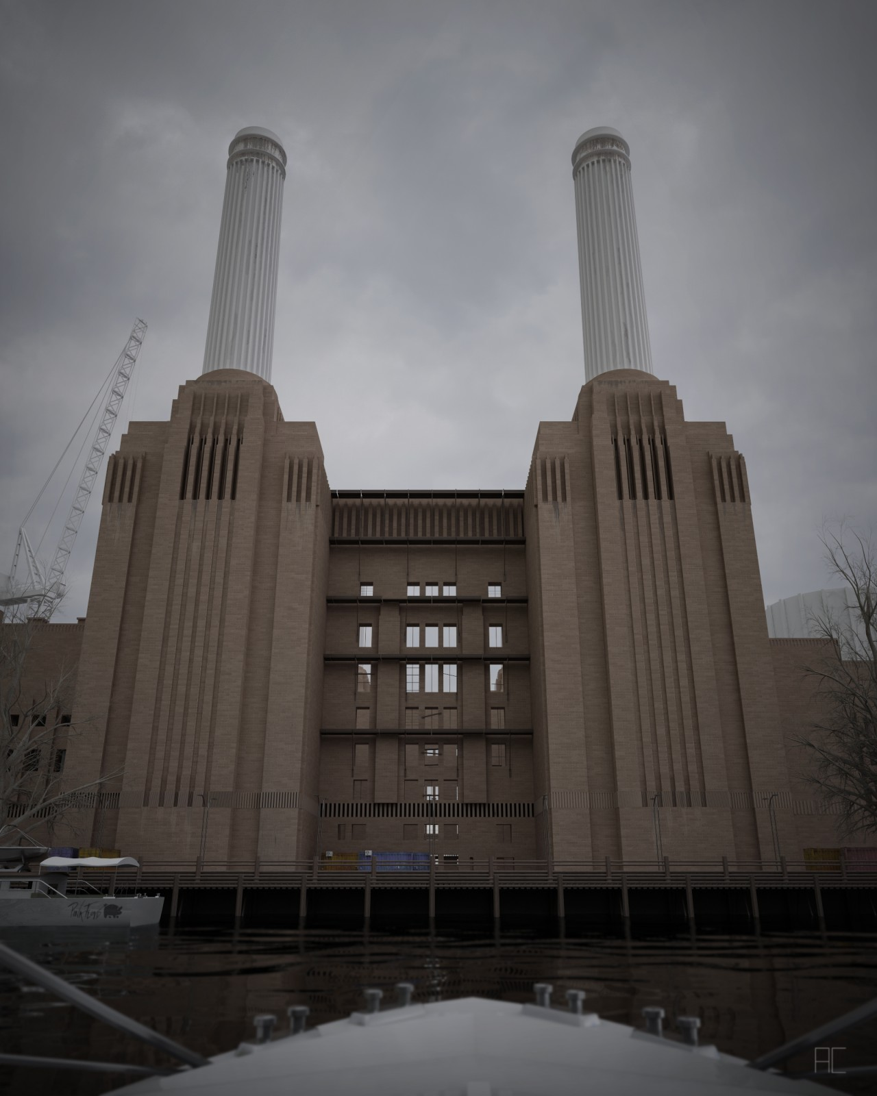 Battersea power station POST 2