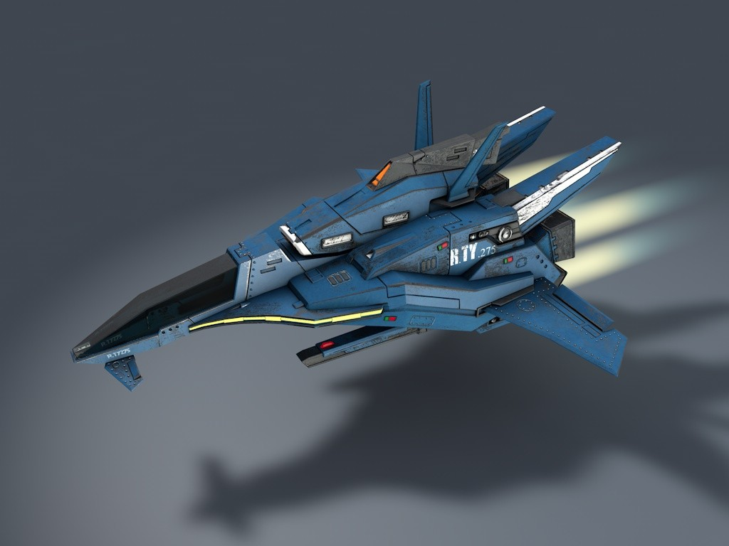 R-Type Final R-9AD3