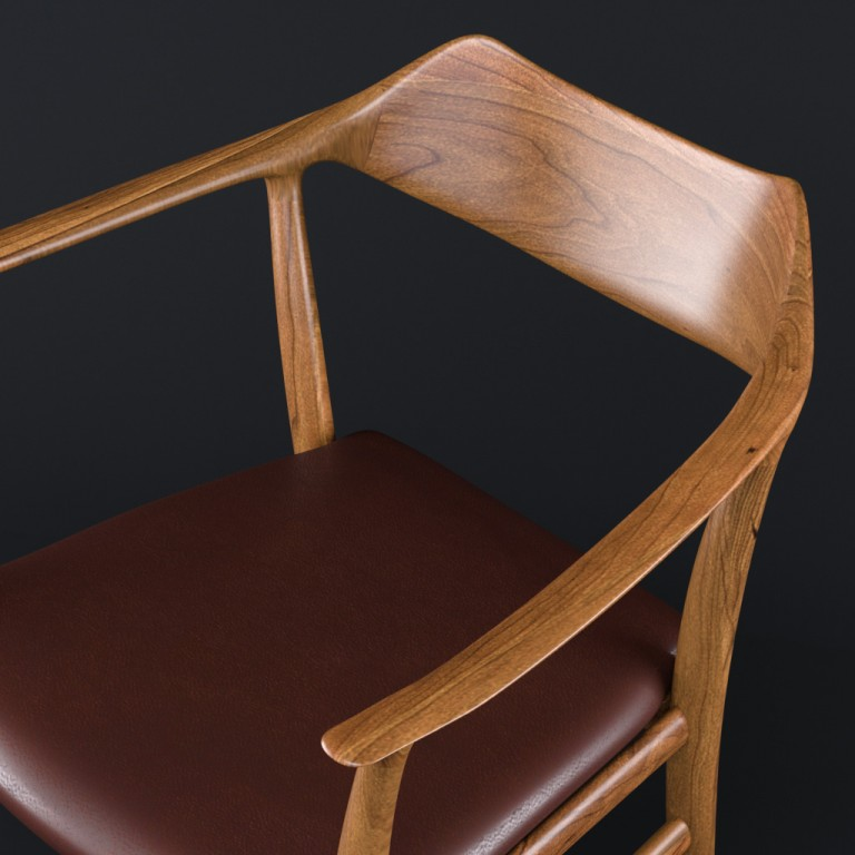 Arm Chair by Kitani