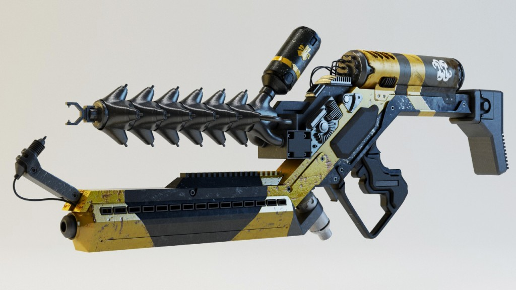 Weapon District 9