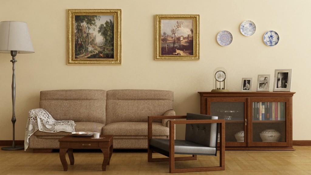 Divano salotto classico idee per il design della casa - Mobili per salotto classico ...
