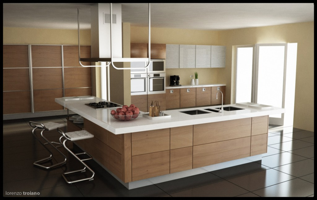 MOOD Scavolini - lollo_O - Gallery - C4Dzone