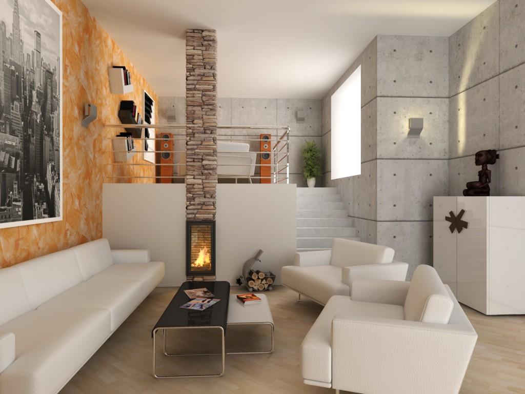 Soggiorno moderno hurricane gallery c4dzone for Immagini soggiorno moderno