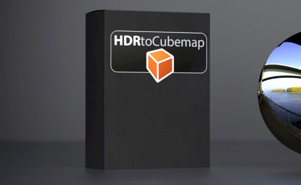 HDR To Cubemap 1.0
