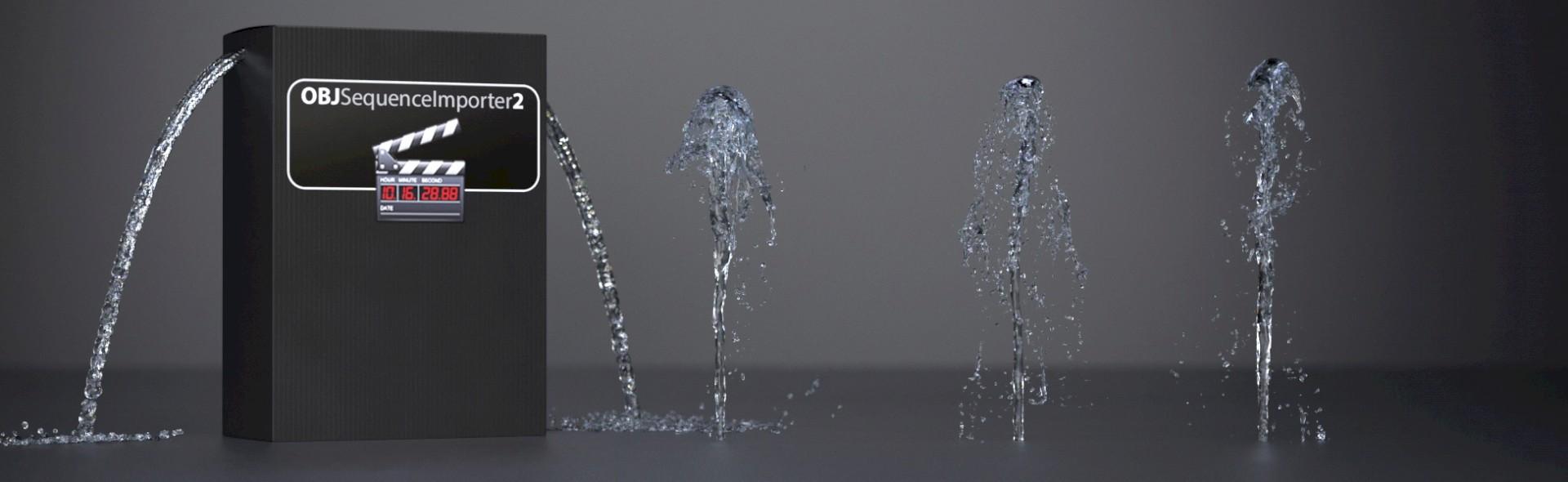 Obj Sequence Importer 2 1 - Plug-ins - Shop - C4Dzone
